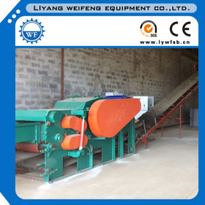 Drum Wood Chipper for Biomass New Design and High Effect and Engergy Saving pictures & photos