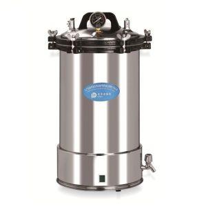 Portable Pressure Steam Autoclave Sterilizer (YX-280) pictures & photos
