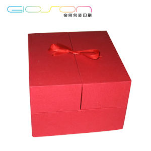 Folding Fancy Paper Gift Packing Box Factory/ Jewelry Box pictures & photos