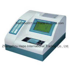 Laboratory Semi Auto Blood Coagulation Analyzer (HP-HEMAC2048B) pictures & photos