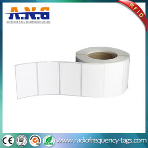 Custom Printing 13.56MHz Ntag213 NFC Thermal Paper Sticker pictures & photos