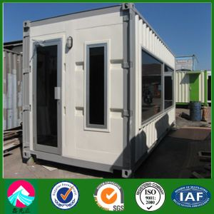 Sandwich Panel Prefabricated Container House for Living (XGZ-PCH 017) pictures & photos