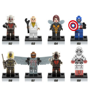 Super Hero Mini Figure Toy with OPP Bag Package 10251217 pictures & photos