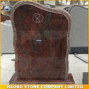 Cheap Upright Headstone/Tombstone Granite Monument pictures & photos
