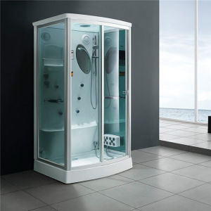 Monalisa Simple Steam Shower Room Cabinet (M-8256B) pictures & photos