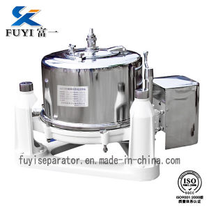 PS Top Discharge Centrifuge for Rubber Additives