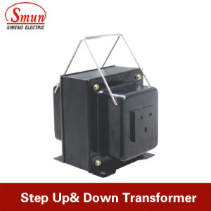 2000W 220VAC to 110VAC Step Down Voltage Transformer pictures & photos