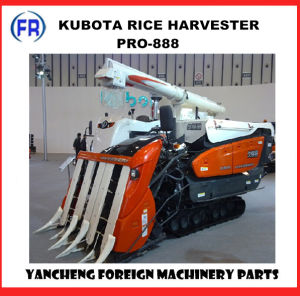 Kubota Combien Harvester PRO-888GM pictures & photos
