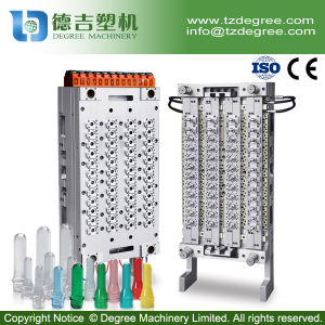 Injection Hot Runner Pet Bottle Preform Mould pictures & photos