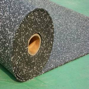 High Quality China Facroty Sale Rubber Interlock/Tile/Roll Sports Gym Flooring pictures & photos