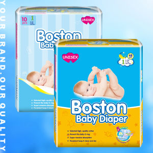 Disposible Baby Diapers with Leak Guard (JH002) pictures & photos