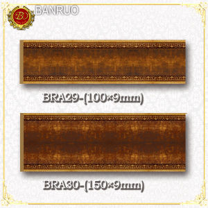 Plastic Picture Frame Moulding (BRA29-7, BRA30-7) pictures & photos