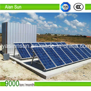 Ground Solar Mounting System, Concrete Foundation Solar Panel Bracket pictures & photos