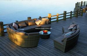 Aluminum Rattan Furniture Garden Outdoor Furniture pictures & photos