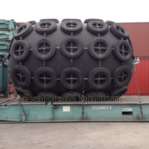 Used Air Craft Tyre Pneumatic Rubber Marine Fender pictures & photos