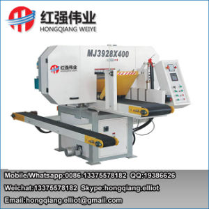Wood Working Cutting Horizontal Band Saw pictures & photos