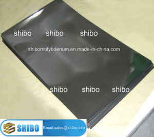 99.97% Pure Molybdenum Sheets for Vacuum Furnace 0.2mm Thickness pictures & photos