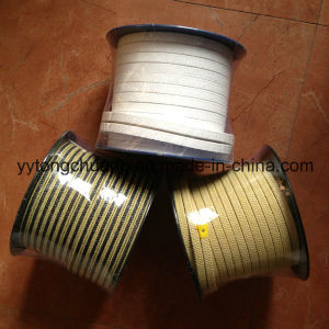 100% Expanded Pure PTFE Packing for Steam Pump and Valve pictures & photos