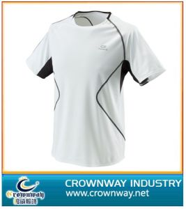 Quick Dry and Coolmax Sports Football Jersey for Wholesale pictures & photos