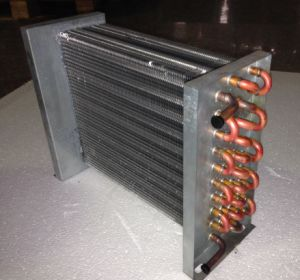 Water Cooling Copper Tube Foil Radiator pictures & photos
