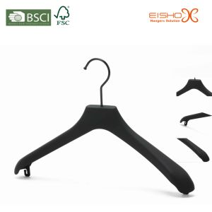 Luxury Plastic Hanger for Garment Brands pictures & photos