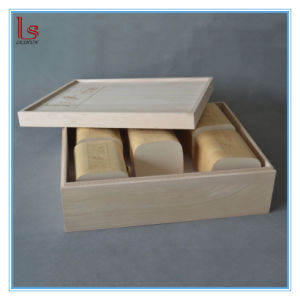 2017 Gifts Handmade Bark Wood Box China Manufacture pictures & photos