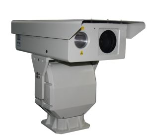 Dual-Sensor IP Laser Night Vision Camera with 2km Night Vision, 5km Day Vision pictures & photos