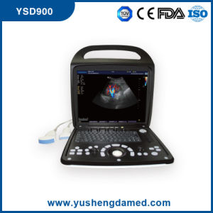 Ce ISO Medical Products Handheld 3D Color Doppler Ultrasound pictures & photos
