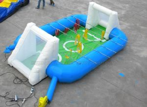 Inflatable Human Foosball (B6031) pictures & photos