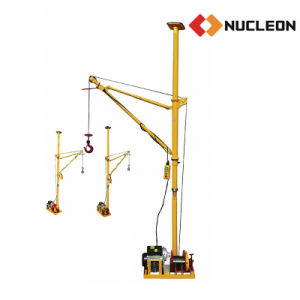 Construction Mini Crane with Good Quality 200kg 300kg 400kg 500kg pictures & photos