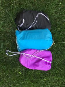 Lightweight Waterproof Inflatable Sofa Air Sleeping Bag pictures & photos