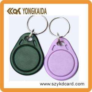 Good Quality ABS Em4100 RFID Key Tag