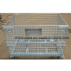 Storage Equipment Wire Mesh Container (1100*1000*890 Qb-6) pictures & photos