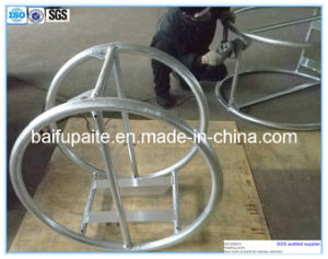 Heavy Duty Galvanized Steel Pipe Circle Racking pictures & photos