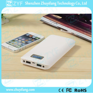 18000mAh Portable Charger External Battery Power Bank with LED Display (ZYF8084) pictures & photos