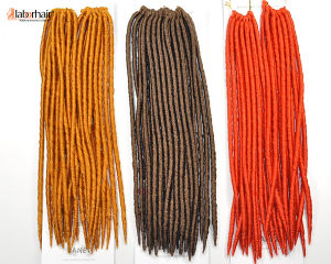 2018 Hair Braid 100 % Kanekalon Jumbo Braid Hair Twist Synthetic Hair Extension Darling Soft Dread Lock Lbh 005 pictures & photos
