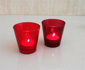 Glass Candle Holder/Candlle Jar/Candle Cup/Candlestick Wholesale pictures & photos