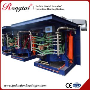 1.5t Steel Shell Melting Furnace pictures & photos
