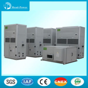 80kw Air Compressor Oil Cooler Water Cooled Packaged Unit Cabinet Air Conditioner Equipment pictures & photos