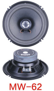 "6""2-Way Woofer Car Speaker (MW-62)"