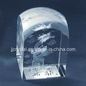 Crystal Arc Square for Inner Laser or Engraving pictures & photos