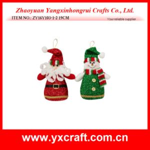Christmas Decoration (ZY16Y103-1-2 19CM) Christmas Tree Figure pictures & photos