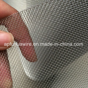 Aluminum Window Screen Mesh/Anti Mosquito Wire Mesh (0.25mmx18/16) pictures & photos