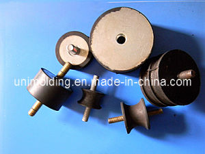 Rubber and Metal Bonded Buffer/Automative with Great Resillient/Nr, NBR, EPDM, Rubber Buffer for Auto, Machinery Equipment pictures & photos