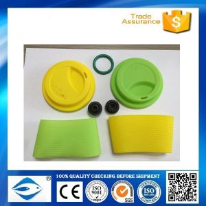 High Quaility Silicone Coffee Cup Covers pictures & photos