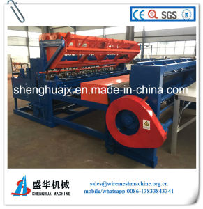 Good Quality Hot Selling Welded Panel Mesh Machine pictures & photos