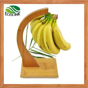 Bamboo Banana Holder Fruit Hanging Rack pictures & photos