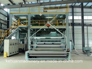 Germany Reifenhauser Technology Spunbond Non Woven Machine pictures & photos