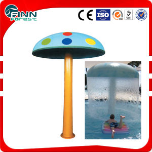 Fiberglass Artificial Water Park Water Mushroom (VT-301) pictures & photos