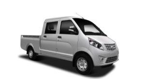 Kingstar Pallas N1 0.7 Ton Gasoline Mini Truck (1.3L Double Cab truck) pictures & photos